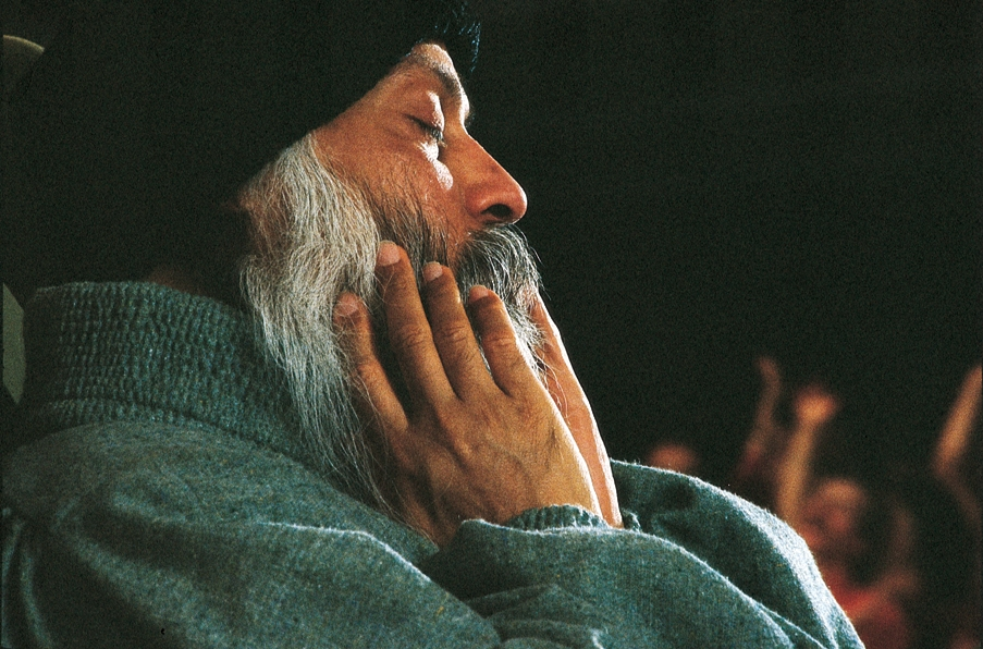 Osho – Woman Watching Witnessing and Love MySelf
