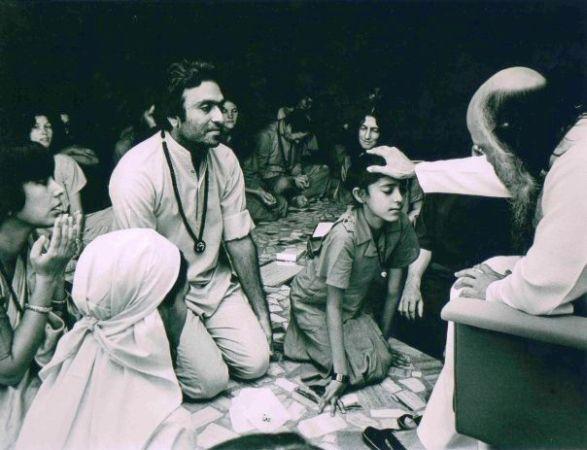 Sufi mystic, Moinuddin Chishti.....a story...