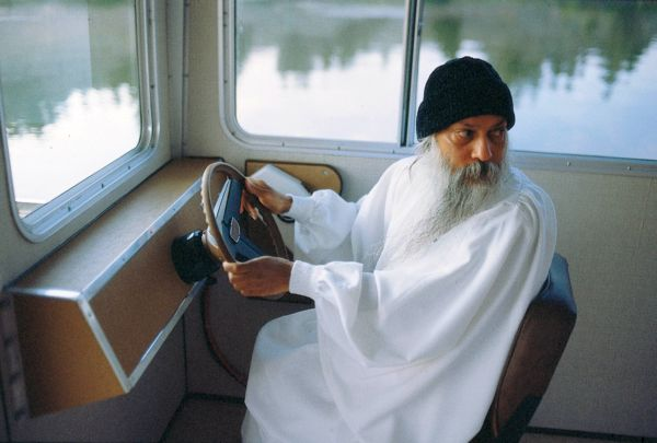 It is easy to change from the outside, the real change has to happen inside….OSHO