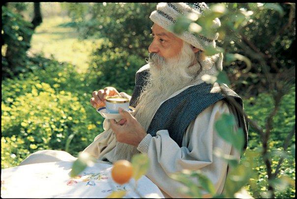 Food is intimacy, it is love...