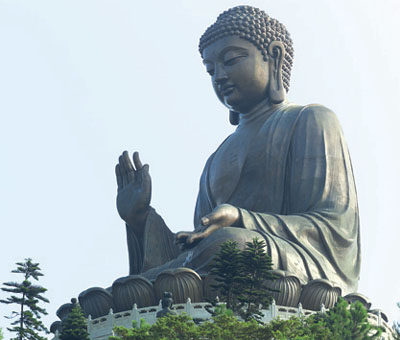 Buddha's meditations are to make you aware about life's activities